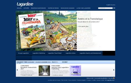 lagardere.com Arnaud