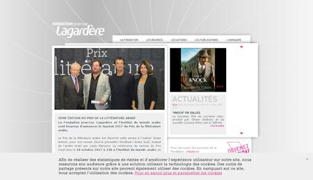 fondation jeanluclagardere.com Arnaud