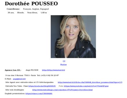 Dollypou.free.fr Dorothee