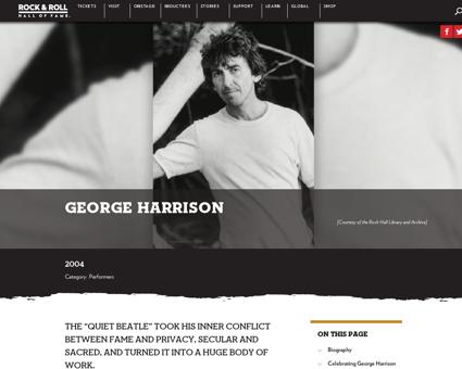 Georges HARRISON