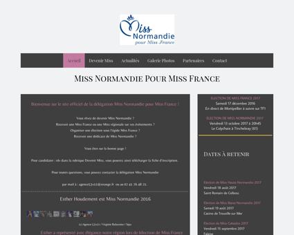 missnormandie.com Johanna
