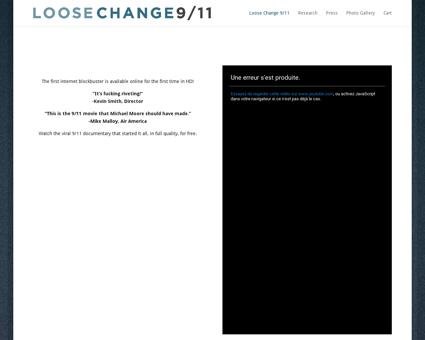 loosechange911.com Dylan