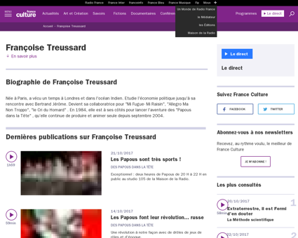 Francoise TREUSSARD