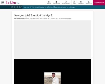 Georges JOBE