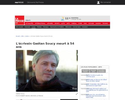 Gaetan SOUCY
