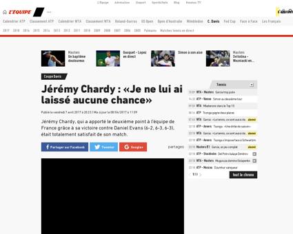 Jeremy CHARDY