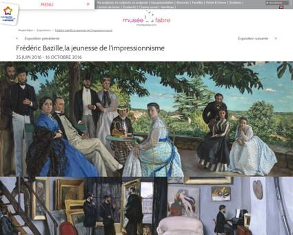 Frederic Bazille la jeunesse de l impres Frederic