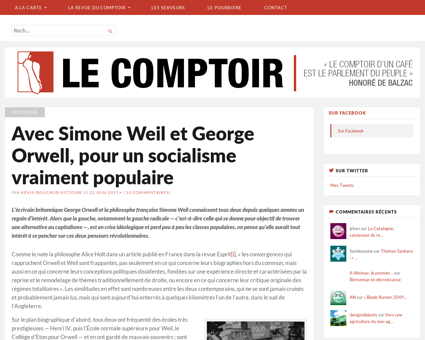 Georges ORWELL