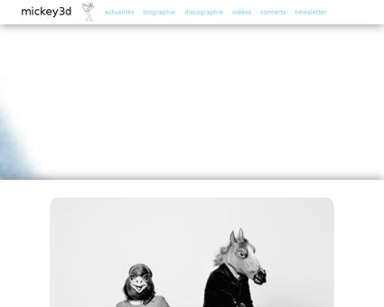 mickey3d.com Mickael