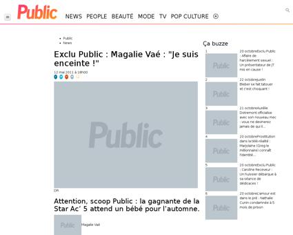 magalievae.net Magalie