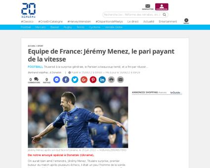 Jeremy MENEZ