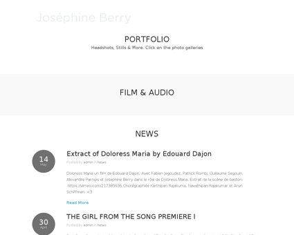 josephineberry.com Josephine