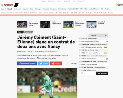 Jeremy CLEMENT