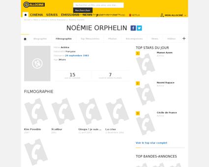 Noemie ORPHELIN