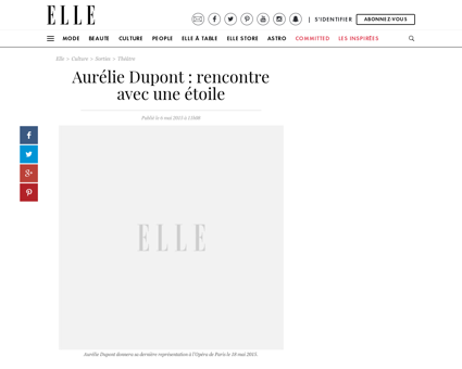 Aurelie DUPONT