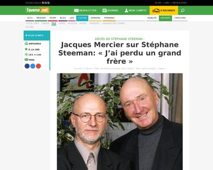 Stephane STEEMAN