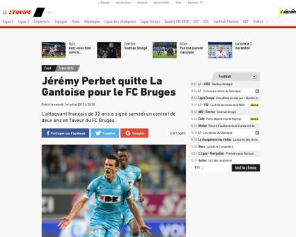 Jeremy PERBET