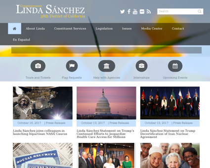 lindasanchez.house.gov Linda