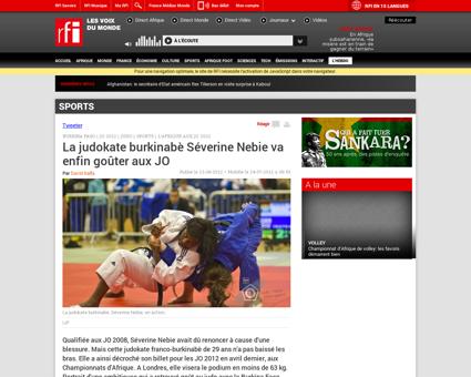 20120620 jeux olympiques jo2012 judo bur Severine