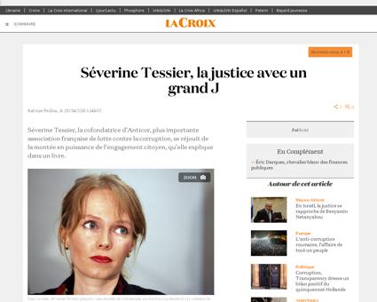 Severine TESSIER