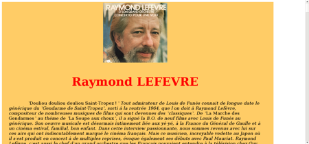 Raymondlefevre Raymond