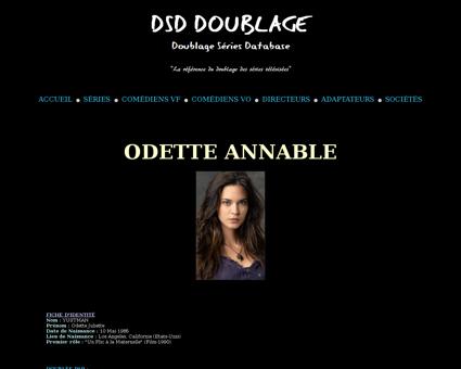 Odette%20Annable Odette