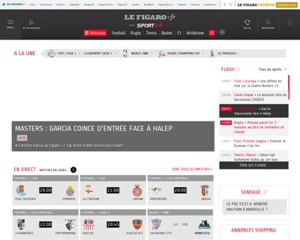 Sport24.lefigaro.fr Mickael