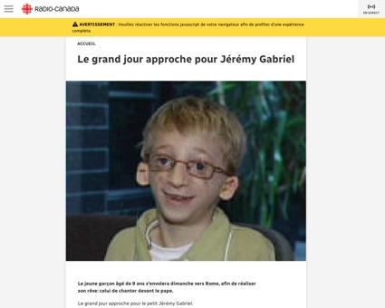 Jeremy GABRIEL