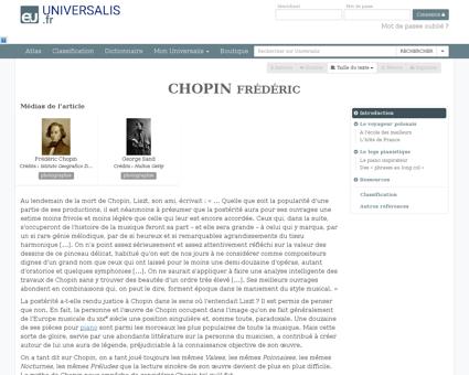 Frederic chopin Frederic