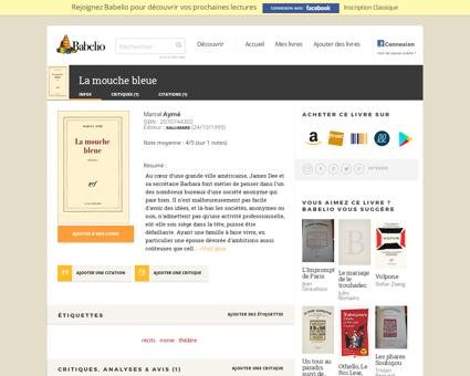 marcelayme.net Marcel