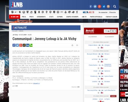 Jeremy LELOUP