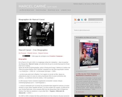 marcel carne.com Marcel
