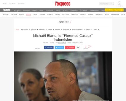 Michael BLANC