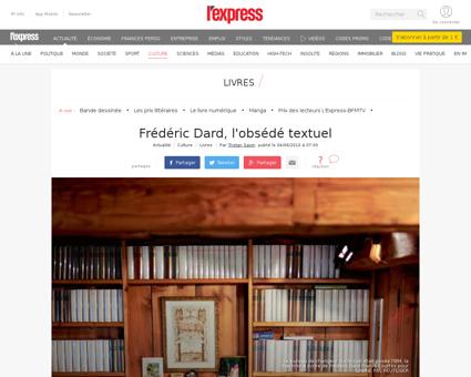 Frederic DARD