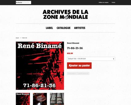 Rene BINAME