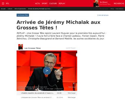 Jeremy MICHALAK