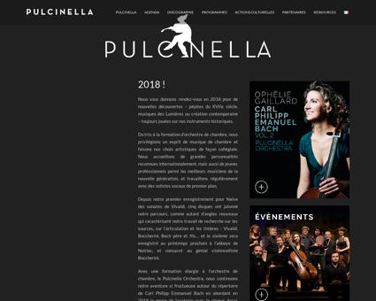 pulcinella.fr Ophelie