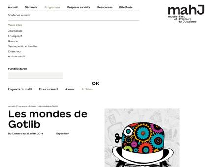 Gotlib interview Marcel