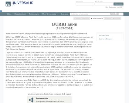 Rene burri Rene