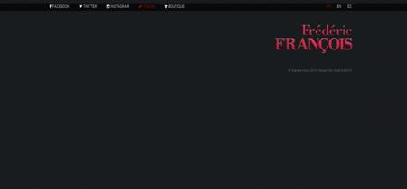 fredericfrancois.com Frederic