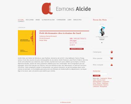 Livre Petit dictionnaire des %C3%A9criva Rene
