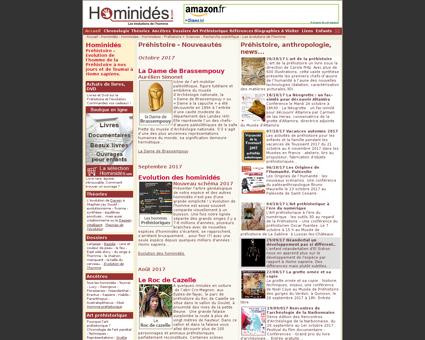 hominides.com Marcel