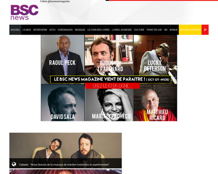 bscnews.fr Loic