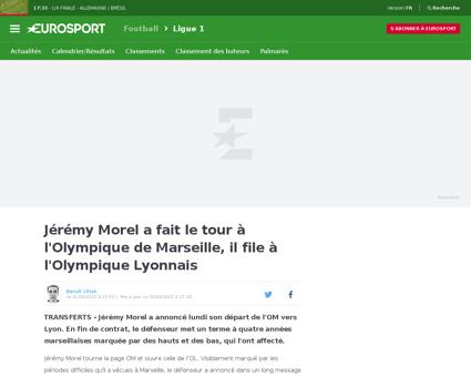 Jeremy MOREL