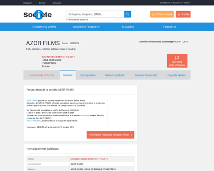 Azor films 325092476 Patrice