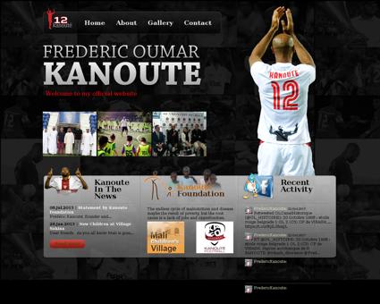 kanoute.com Frederic
