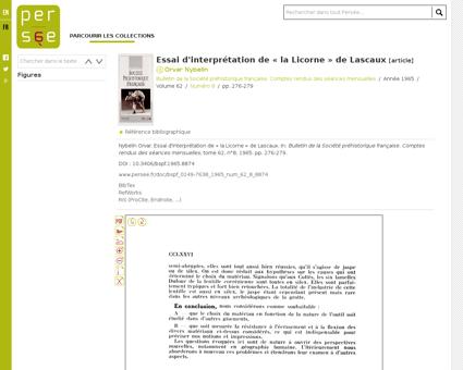 Bspf 0249 7638 1965 num 62 8 8874?lucene Marcel