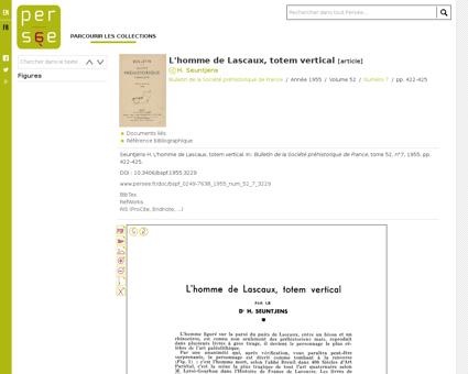 Bspf 0249 7638 1955 num 52 7 3229?lucene Marcel