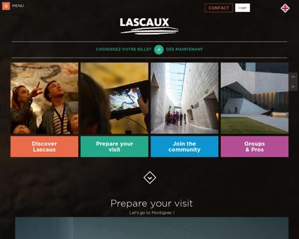 lascaux.fr Marcel