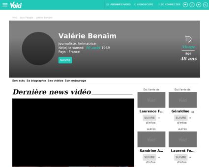 Valerie BENAIM
